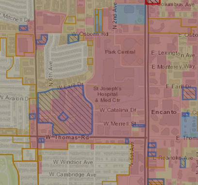 Mapping Data - Showcases - City of Phoenix Open Data on